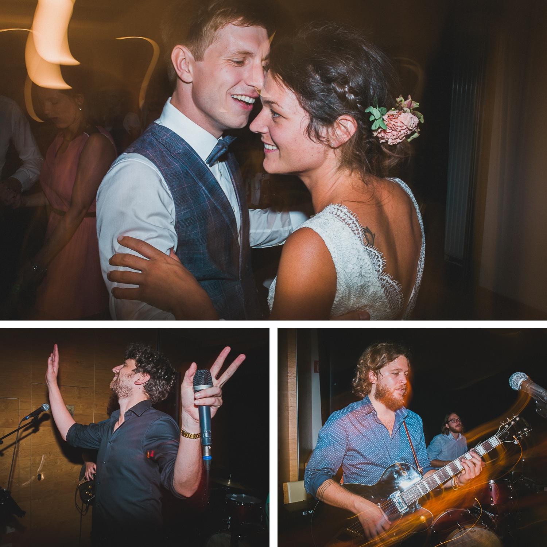 Musik bei der Hochzeit